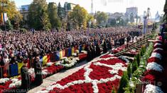 România | Peste 100.000 de credincioşi s-au rugat la moaştele Sfintei Parascheva