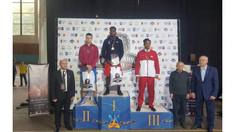 Boxerul Vlad Gavriliuc s-a clasat pe locul doi la turneul internaţional de la Lviv