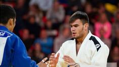 Judocanul Victor Sterpu a cucerit bronzul la Mondialele de juniori din Maroc