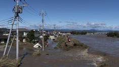 Şapte morți şi 15 dispăruți în urma taifunului Hagibis în Japonia