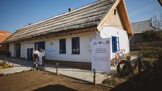 FOTO | O casă bătrânească, ridicată acum 100 de ani și reconstruită din temelie a devenit pensiune pentru turiști, la sudul R.Moldova