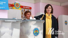 Maia Sandu | Este foarte important să mergem astăzi la vot, să nu lăsăm această sarcină pentru votul repetat