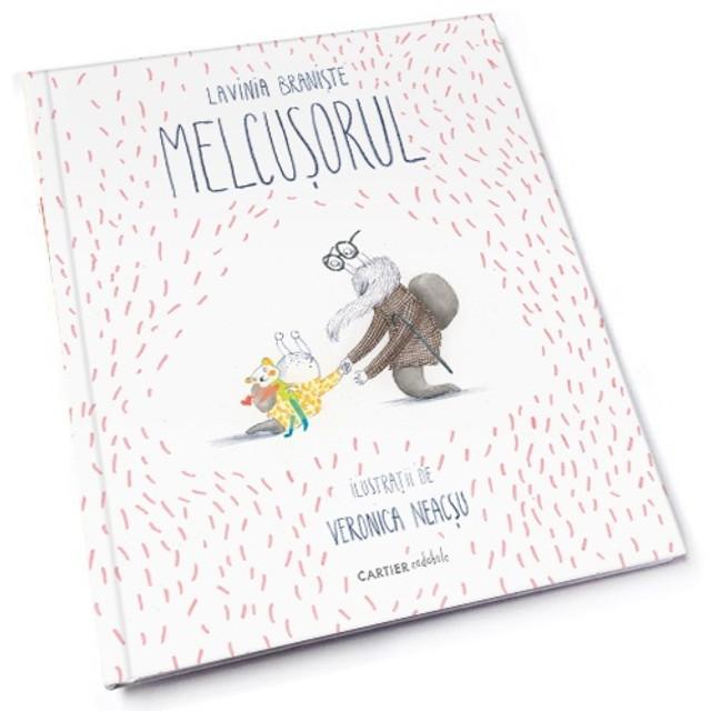 """Cele mai frumoase 200 de cărți pentru copii din lume - """"Melcușorul"""", cartea a două autoare din R.Moldova este printre ele"""