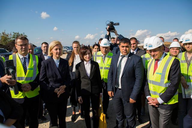 Prima vizită de lucru în UTA Găgăuzia a Premierului Maia Sandu: Am înțeles că prioritățile regiunii dumneavoastră sunt exact ca și cele ale întregii țări