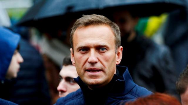 """Fundaţia liderului opoziţiei din Rusia, Aleksei Navalnîi, declarată de autorităţi """"agent străin"""""""