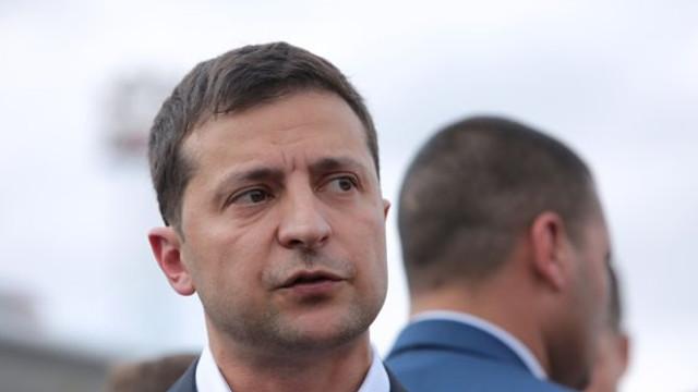 """Volodimir Zelenski: """"Nu mi-e frică de Maidan"""