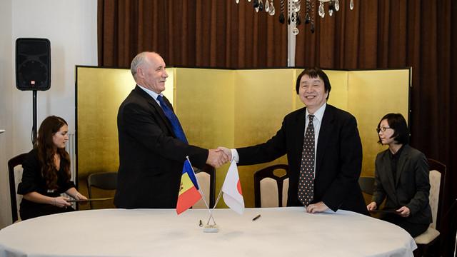 Guvernul Japoniei va oferi peste jumătate de milion de dolari pentru șase instituții din R.Moldova