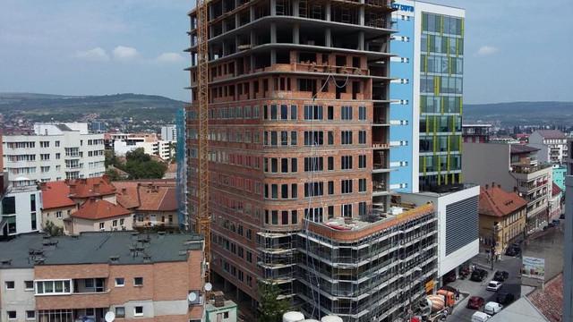 Expert: În trimestrul trei au fost vândute 8,5 mii de apartamente, dublu față de media din ultimii ani