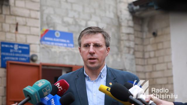 Dorin Chirtoacă propune convocarea unui congres pentru unirea tuturor partidelor unioniste