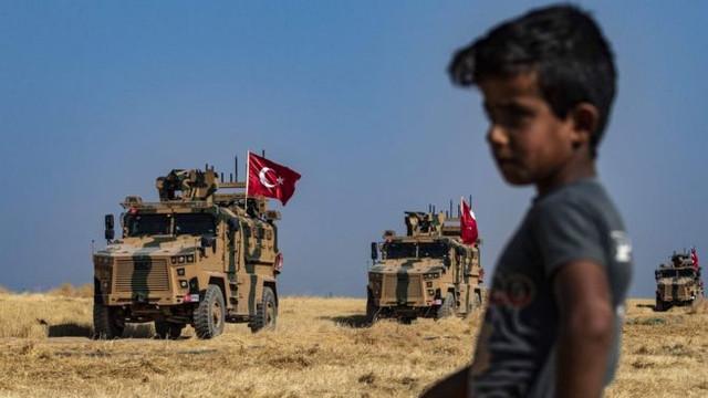 Secretarul general al NATO cere Turciei să manifeste reținere cu privire la o operațiune militară împotriva kurzilor din nordul Siriei