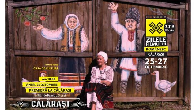 Zilele Filmului Românesc se vor extinde la Călărași, Cahul și Nisporeni