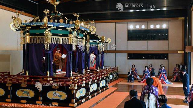 Naruhito-Încoronare | Împăratul Japoniei sărbătorește urcarea pe Tronul Crizantemei cu invitați din întreaga lume