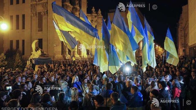 Ucraina: Serviciile speciale ruse au încercat să provoace un conflict interetnic în Transcarpatia (presă)