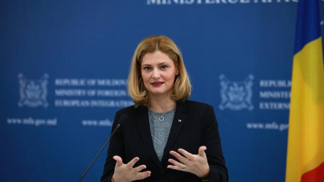 Ministrul de Externe al României, la Chișinău: Gazoductul Iași-Ungheni-Chișinău va fi operațional în primăvara anului 2020