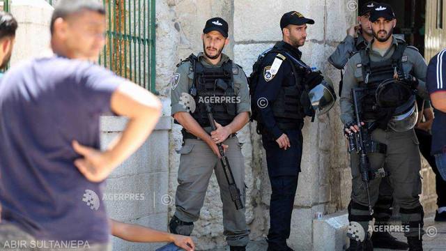 Israel: A fost arestat guvernatorul palestinian al Ierusalimului