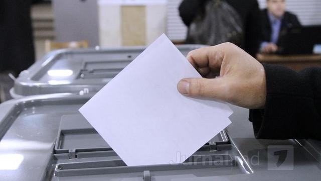 A început tipărirea buletinelor pentru turul doi al alegerilor locale