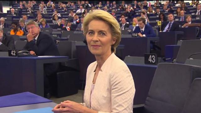 Mandatul Ursulei von der Leyen. Liderii grupurilor din PE ar putea decide, joi, amânarea calendarului pentru noua echipă a CE -surse