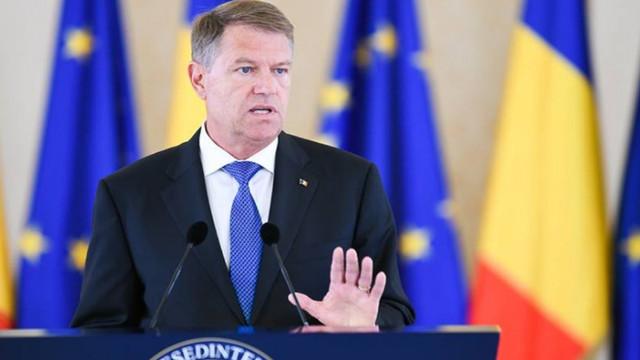 Preşedintele României afirmă că va desemna un nou premier până pe 15 octombrie