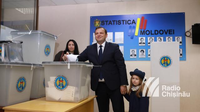 Andrei Năstase a votat cu gândul la generațiile viitoare și cu certitudinea că, de această dată, nu vor fi anulate rezultatele scrutinului