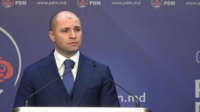 Candidatul PD, Vladimir Cebotari, și-a exprimat opțiunea de vot