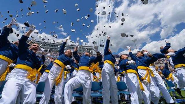 Start admitere pentru Academia Forțelor Aeriene din SUA