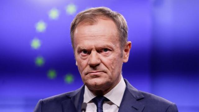 """Donald Tusk, despre declarațiile lui Emmanuel Macron privind """"Europa suverană"""": Este punctul de vedere al unui om occidental care nu a cunoscut invazia tancurilor sovietice"""