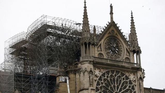 Previziuni sumbre pentru Catedrala Notre-Dame. Ministru francez: Este puţin probabil ca restaurarea să dureze doar cinci ani