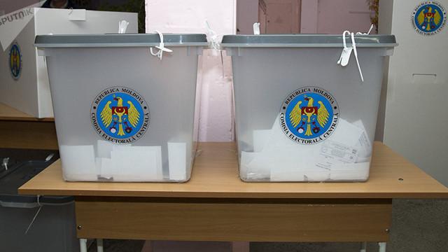 Vot suspendat pentru scurt timp într-o localitate din Cimișlia