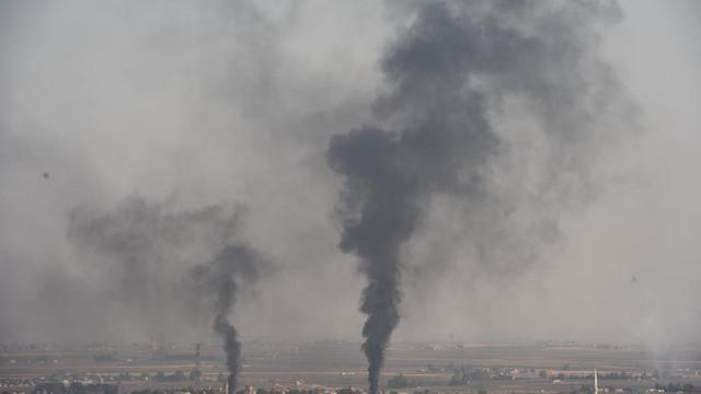 Pentagonul contrazice Ankara: Forțele americane din Siria s-au aflat sub focul artileriei turce