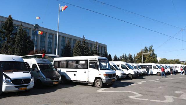 Asociația Patronală a Operatorilor de Transport Auto (APOTA) amenință cu o nouă grevă