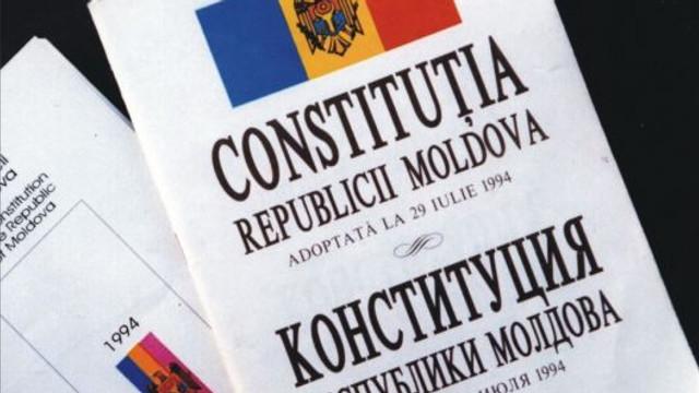 Un proiect lege pentru modificarea Constituției a fost propus pentru consultări publice