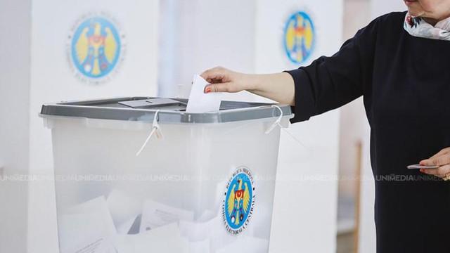 DATE ACTUALIZATE   Care sunt rezultatele după contabilizarea proceselor  verbale pentru funcția de primar al Chișinăului