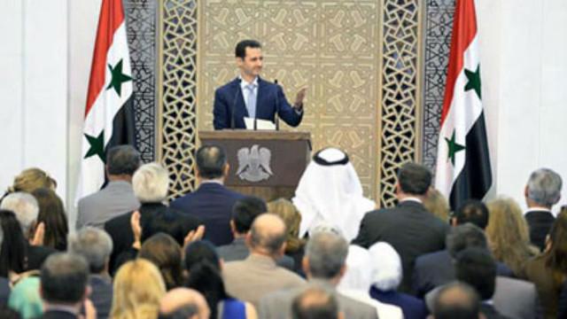 Kurzii din Siria au încheiat o înțelegere cu regimul lui Bashar al-Assad
