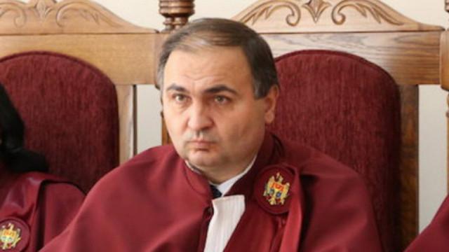 Ex-președintele CSJ, Ion Druță, este audiat de procurori în cel de-al doilea dosar în care este vizat (ZdG)