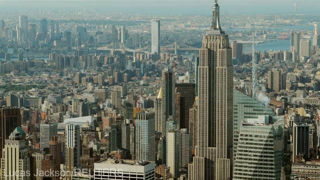 Empire State Building din New York îşi redeschide observatorul cu o vedere de 360 de grade