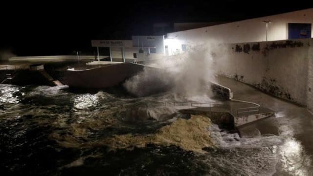 Sistări de energie și copaci distruși după Uraganul Lorenzo, în Insulele Azore