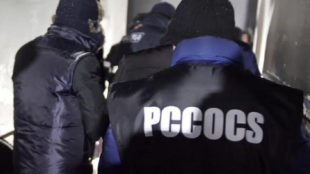 PCCOCS a anihilat un grup infracțional care estorca bani prin șantaj de la un locuitor din Găgăuzia