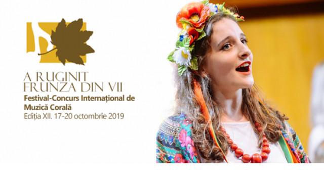 La Chișinău se va desfășura Festivalul-concurs internațional coral