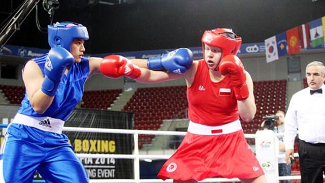 Boxerul Vlad Gavriliuc s-a calificat în semifinala turneului internațional de la Lviv