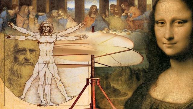 Leonardo da Vinci, omagiat la Muzeul de Artă