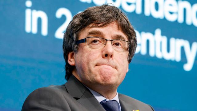 Belgia a primit un nou mandat european de arestare pe numele fostului lider catalan Carles Puigdemont