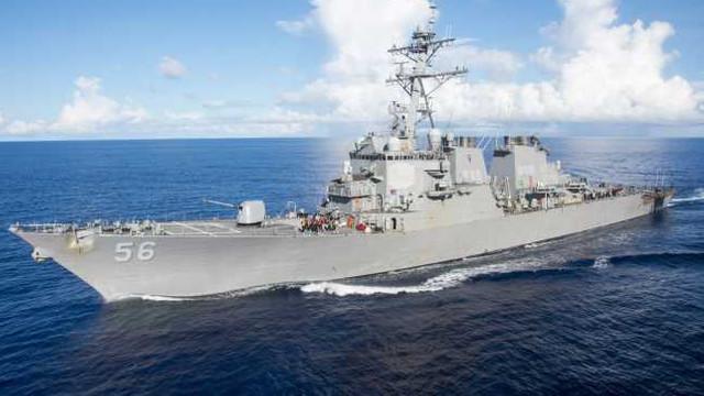 Marina SUA transmite că este la curent cu informațiile din presă legate de explozia de la bordul unui petrolier iranian