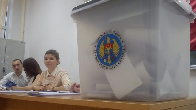 Prezența la vot în municipiul Chișinău până la această oră. Unde se atestă cea mai înaltă rată