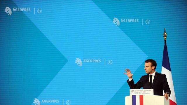 Macron reiterează nevoia de a pune capăt cât mai rapid ofensivei turce în nordul Siriei