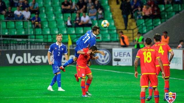 Meciul de fotbal Andorra – R.Moldova se va disputa pe un teren artificial