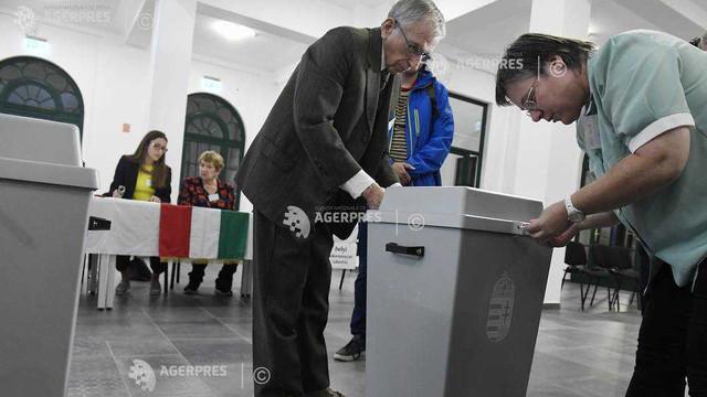 Ungaria: Rezultatele finale arată un triumf al opoziției în alegerile locale