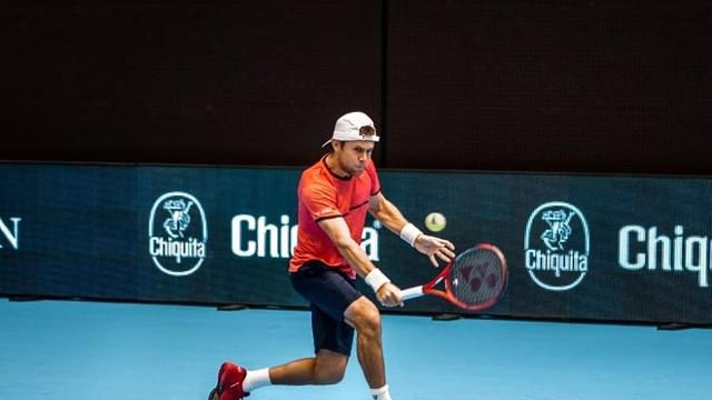 Radu Albot s-a calificat în runda a treia la Paris Masters 2019