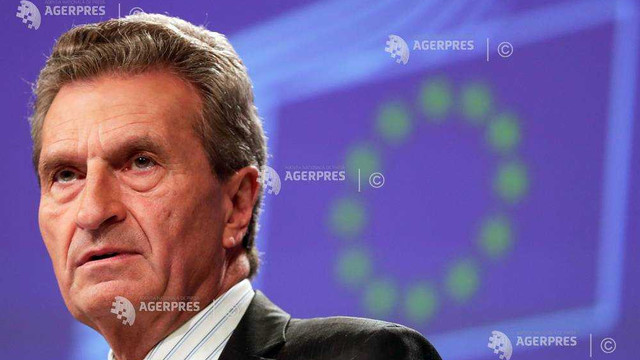 Germania, deşi  net la bugetul UE, este un mare benefiar al politicii de coeziune (comisarul Oettinger)