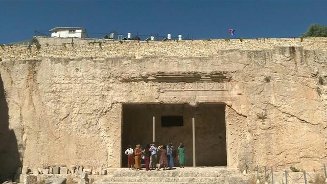 Situl arheologic Mormântul Regilor, proprietate a Franței la Ierusalim, a fost redeschis