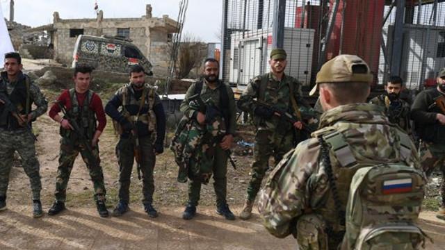 Rusia intervine în conflictul din Siria. Orașul Minbej, ocupat de armata siriană cu ajutorul forțelor ruse